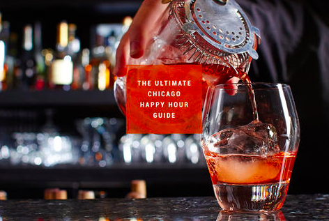 Where To Go in Chicago For Happy Hour